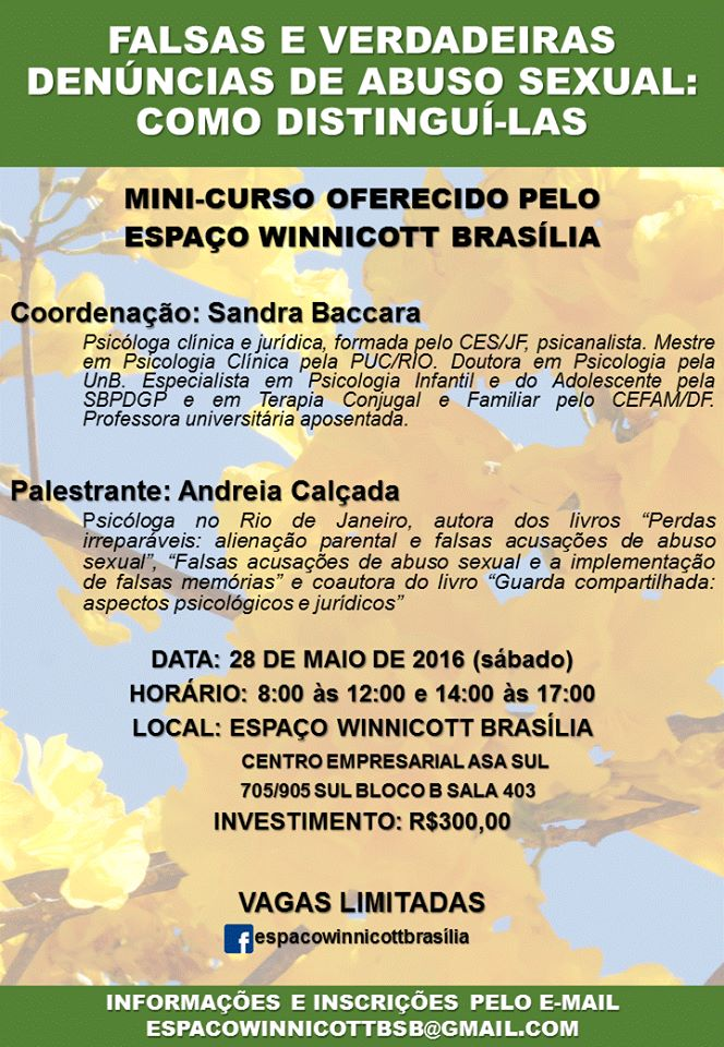 curso Sandra Baccara
